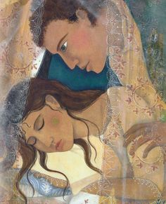 "Classic Fairy Tales (2000) l ""The Sleeping Beauty""... - nino more like ""neen, no"""