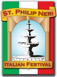 St. Philip Neri Italian Festival Begins May 15th 2014