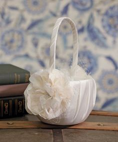 Weddingstar Beverly Clark Flower Girl Baskets - Style 5082 [5082] - $50.00 : Wedding Dresses, Bridesmaid Dresses, Prom Dresses and Bridal Dr...