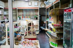 old style Tokyo convenience store