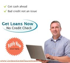 Do you need more money this month for the unexpected financial crisis so that we arrange cash loan without credit check and easy repayment. These loan help to solve your entire financial situation then apply without any hesitate. Apply Now : http://www.instantinstallmentloans.net/no-credit-check-loans.html