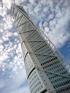 Santiago Calatrava - HSB Turning Torso