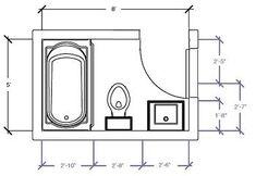 Incroyable Small Bathroom Floor Plans, This Is My Public Bathroom.