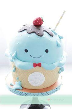 cupcake géant original