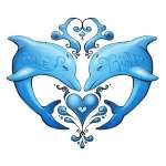 dolphin-this would be a cool tattoo!