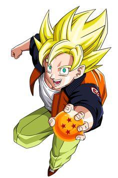 goku super saiyan 4 | Goku Super Saiyajin Máximo Poder - Dragon Ball Wiki