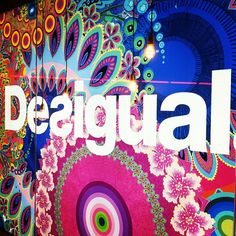 Desigual from Spain.