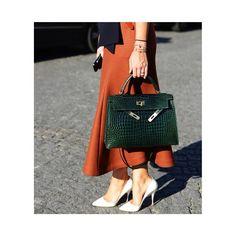 Green with Envy @Hermes #Hermes