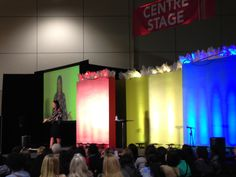 Feeling #empowered after hearing #JacquieSomerville #lifecoach Centre Stage #Nwstoronto