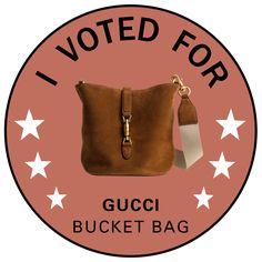 Vote Gucci Bucket Bag for #ItBag2015! – Vogue
