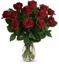 My True Love Bouquet with Long Stemmed Roses in Wilkinsburg PA, James Flower & Gift Shoppe