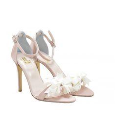 Lou bridal evening sandals Sandy