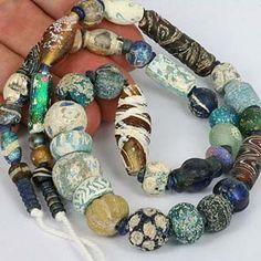 SKJ ancient bead art | item description | glass1