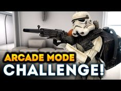 Star Wars Battlefront 2 - Arcade Mode Challenge! What Can YOU Do with the Heavy Class?