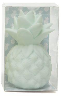 Veilleuse ananas menthe