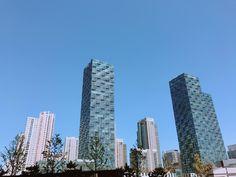 송도 Songdo Korea