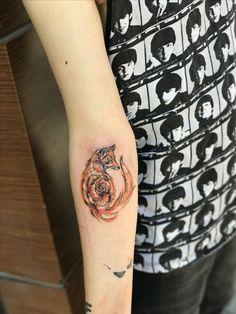 Fox tattoo Afk Tattoo Gallery