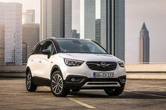 Vanafprijs Opel Crossland X blijft net onder de 20 mille