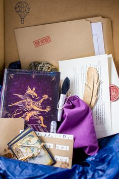 Subscription box for kids that brings pure imagination | Mystery Box from Wonder and Company