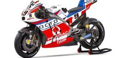 El equipo Pramac Racing de MotoGP 2017 se presenta en Nápoles - www.mundomotero.com