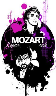 Mozart by Mad42Sam.deviantart.com on @DeviantArt