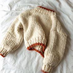 Sweater Knitting Patterns, Hand Knitting, Crochet Patterns, Crochet Clothes, Diy Clothes, Skandinavian Fashion, Super Chunky Wool, Knitting Projects, Crochet Projects