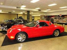 2002 Ford Thunderbird for sale (WI)- $23,900.00  Please call Jim @ 715-292-0020
