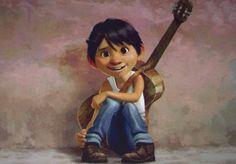 Coco Movie - Miguel
