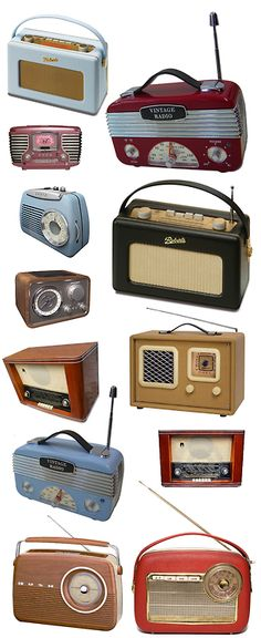 Retro radio by simplyuse on DeviantArt