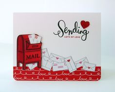 Snippets By Mendi: Doodlebug Lovebugs Valentine's Day Love Notes Cards
