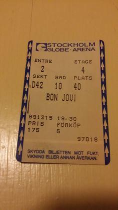 http://www.setlist.fm/setlist/bon-jovi/1989/stockholm-globe-arena-stockholm-sweden-3bd08cbc.html  Support Dan Reed Network
