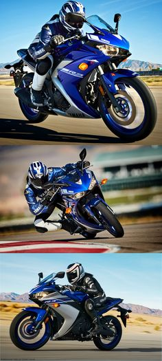 Yamaha YZF-R3 -  Trustworthy Technology