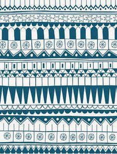 Allison Hardcastle thru print & pattern