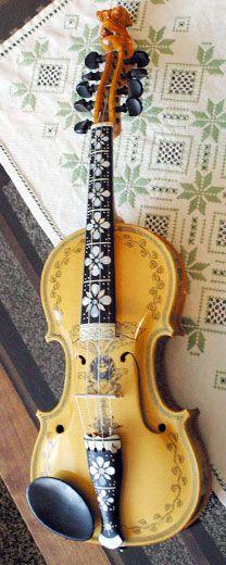 Wulffenstejn Hardanger Fiddle and Mandolin Works