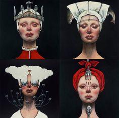 Afarin Sajedi | Look in Art