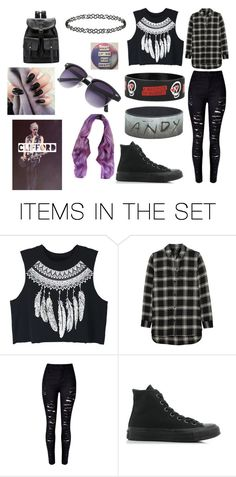 """""""outting"""" by gulianna2206 ❤ liked on Polyvore featuring art"""