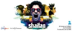 Shaitan - Five substance-abusing friends decide to fake a kidnapping in order to bribe a police constable for covering-up a hit-and-run accident.