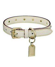 Hermes dog collar...yeeeesssss please!!!