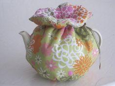 My Tea Cozy that keeps my afternoon tea warm.