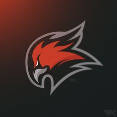 Phoenix Mascot logo - Edge on Behance