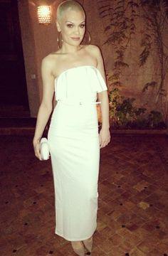 Get The Look: Jessie J's Ruffle Top Dress