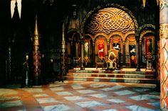 Image result for great hall of rohan