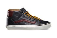 VANS California Mid Skool 77 CA Pebble Leather Pack « The Hype BR