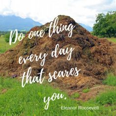 Lessons in Writing from the Compost Heap