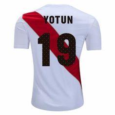 2018 Peru Yotun World Cup Home Jersey  L775  World Cup Jerseys 95cccab50