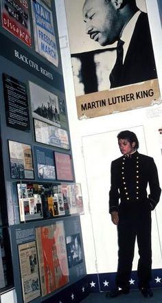 Bildergebnis für martin luther king michael jackson