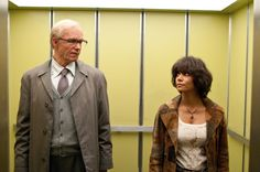 Cloud Atlas (2012) - Rufus Sixsmith and Luisa Rey