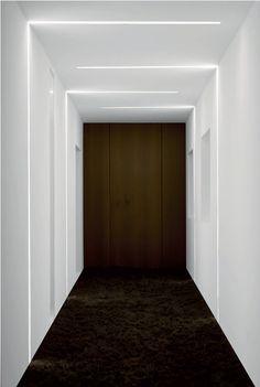 Luminarias minimalistas de XAL