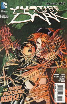 Justice League Dark # 31 DC Comics The New 52!