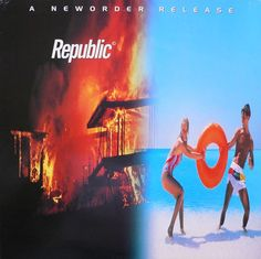 "NewOrder ""Republic"" 1993"